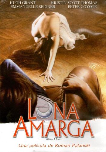 Dvd Luna Amarga ( Bitter Moon ) 1994 - Roman Polanski