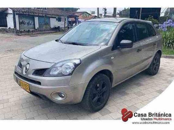 Renault Koleos Expression Mecanica 4x2 Gasolina