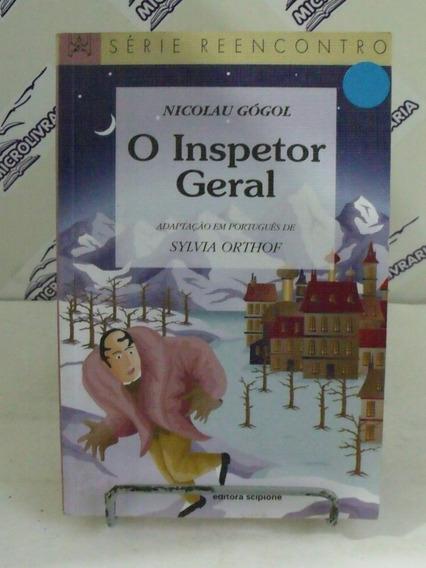 Serie Reencontro O Inspetor Geral Nicolau Gógol