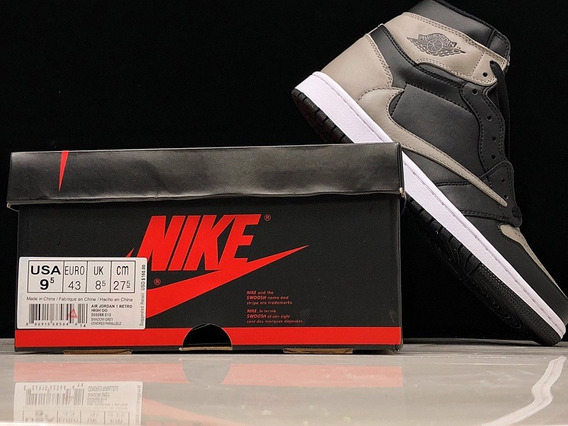 Zapatillas Nike Air Jordan 1 Retro High Og Aj1 40-45