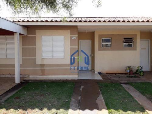 Casa À Venda No Parque Da Liberdade Iv - São José Do Rio Preto - R$ 210.000,00 - Ca2124