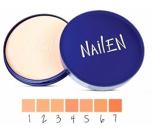 Imagen 1 de 1 de Polvo Compacto Nailen Nro 4 Y 5