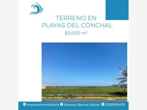 Imagen 1 de 7 de Terreno En Venta Playas Del Conchal