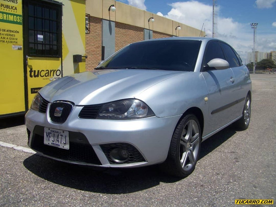 Seat Ibiza Fr Turbo Sincrónico