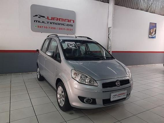 Fiat Idea 1.4 Mpi Attra 8v 2012