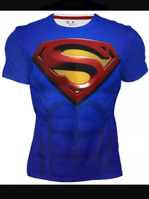 Superman Playera