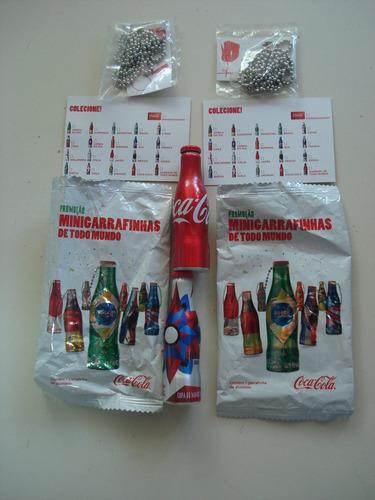 Garrafinhas Coca -cola Copo Do Mundo Fifa 2014(2 Unidades)