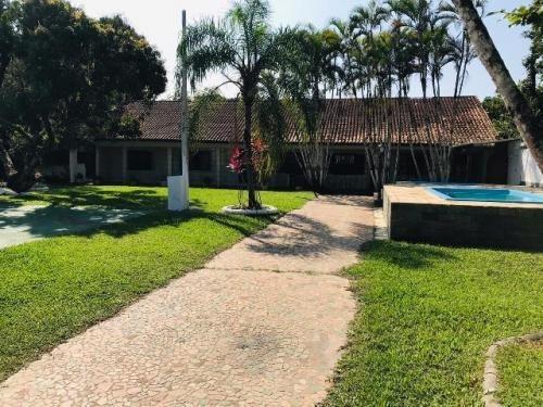 Chácara Com Piscina E 3 Dormitórios Em Itanhaém/sp 7008-pc