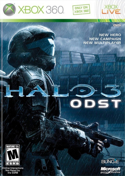 Halo 3 Odst Xbox 360 | Mídia Física Original Playgorila