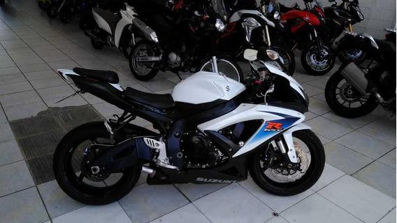 Suzuki Gsx-r750 2012