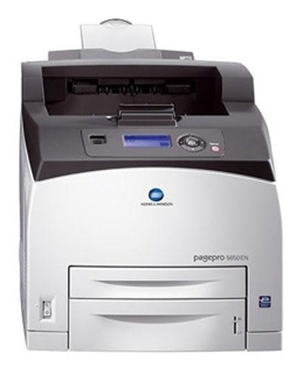 Impresora Konica Minolta Monocromática 5650