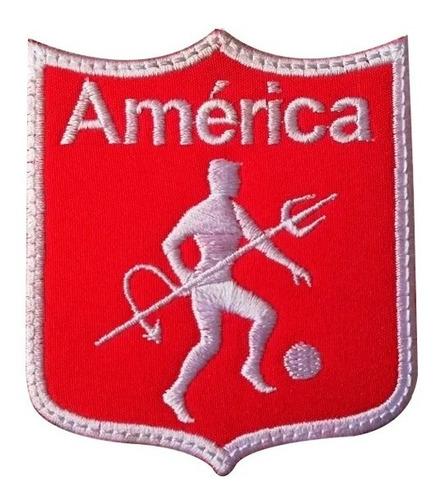 Parche Bordado América De Cali - Equipo Fútbol