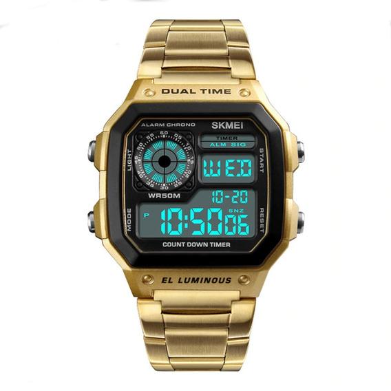 Relógio Skmei Advantage Modelo-1335- Prova D