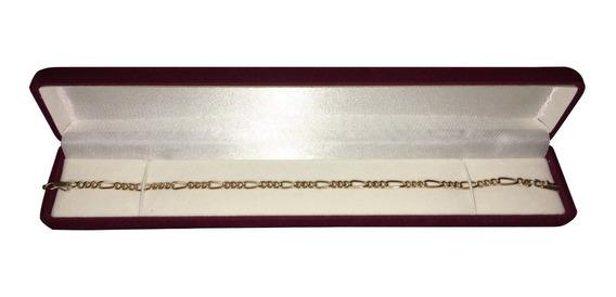 Hermosa Pulsera Cartier Oro 18kl 21cm 7,64 Grs !!!