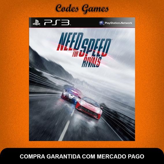 Need For Speed Rivals - Português - Ps3 - Pronta Entrega