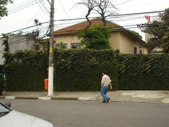 Terreno Residencial À Venda, Vila Campestre, São Bernardo Do Campo. - Te0034