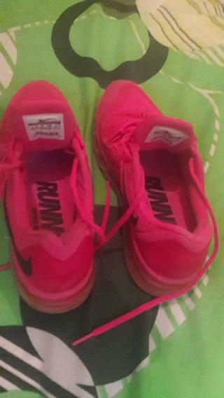 Zapatillas Nike Original Muy Poco Uso Igual A Nuevas.
