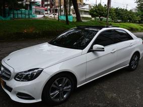 Mercedes Benz Clase E 200 Cgi Edicion Especial 2015