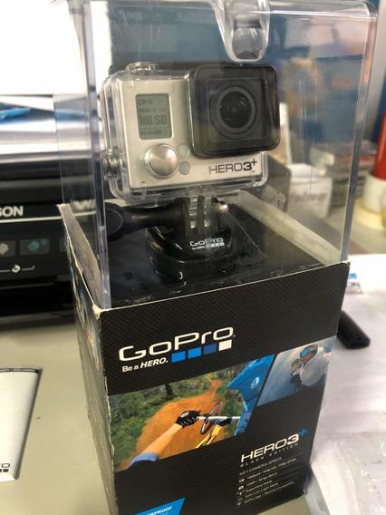 Gopro Hero 3 + Hero3+ Black Edition C/controle Remoto Wi-fi