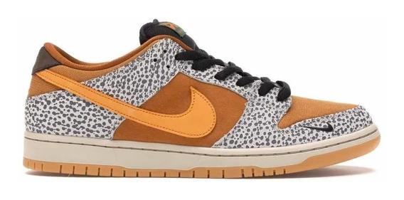 Zapatillas Nike Sb Dunk Low Safari 9us/9.5us/10us/11us