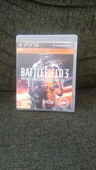 Battlefield3 Ps3 Semi Novo Original Mídia Física!
