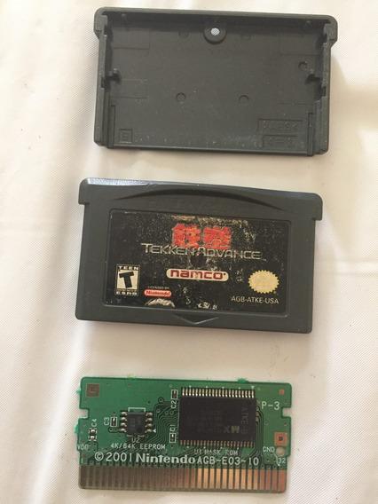 Tekken Advance 100% Original P/ Game Boy Advance