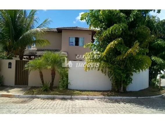 Casa Em Condomínio - Ca00237 - 32072483