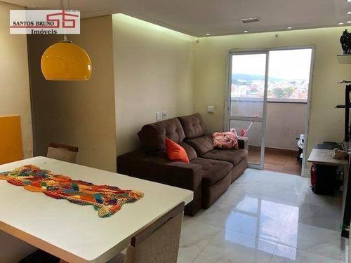 Apartamento À Venda, 73 M² Por R$ 410.000,00 - Freguesia Do Ó - São Paulo/sp - Ap3995