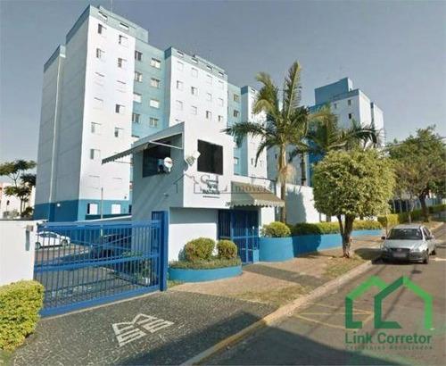 Apartamento À Venda, 65 M² Por R$ 215.000,00 - Jardim Paulicéia - Campinas/sp - Ap1883
