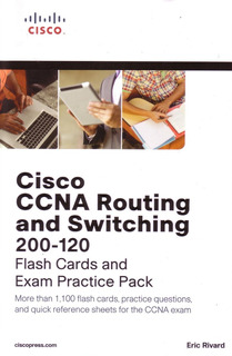 Cisco Ccna Routing And Switching 200-120 Flash Card Certif