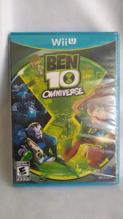 Ben 10 Omniverse - Nuevo Y Sellado - Wii U