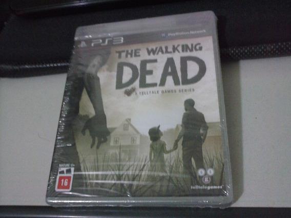 Ps3 - The Walking Dead - Lacrado - Frete 6,00
