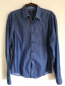 88d3c7beb74 Camisa Hugo Boss Ropa Hombre - Vestuario y Calzado en Mercado Libre ...