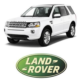 Adesivo Resinado Emblema Automotivo Land Rover G4