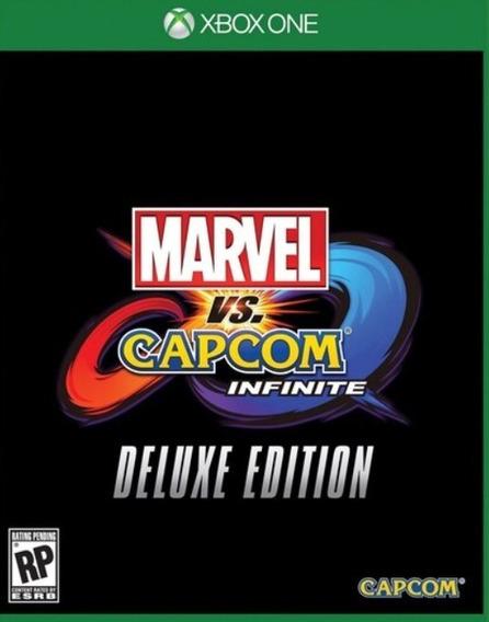 Marvel Vs Capcom Infinite Deluxe - Primária