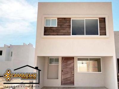 Casa En Venta En Huejotzingo Opc-0115