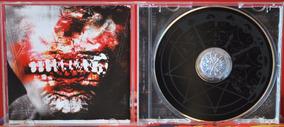 Cd Slipknot - Vol 3: The Subliminal Verses 2004 Nacional