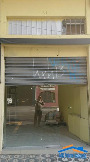 Excelente Salão Comercial Na Vila Campesina Em Osasco !! - 893