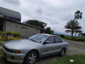 Mitsubishi Galant Plateado