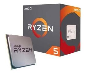 Processador Amd Ryzen 5 2600 19mb 3.4 A 3.9ghz 12 Thread Am4