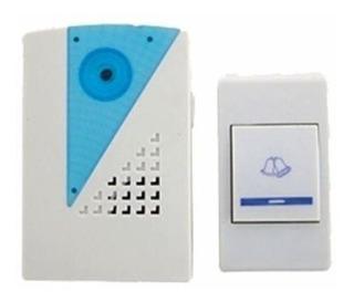 Campainha Sem Fio Bateria Residencial Segurança Alarme Casa