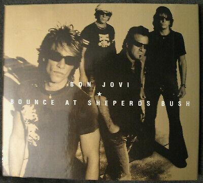 Bon Jovi - Bounce At Sheperds Bush (original) Frete Grátis