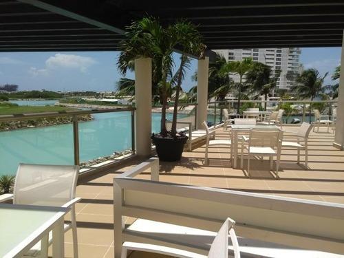 Departamento En Renta En Puerto Cancun