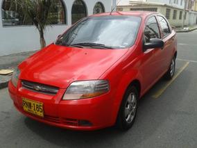 Chevrolet Aveo 1.6cc Mt 4p