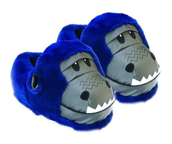 Pantufas Gorila Azul 34/36 - Ricsen