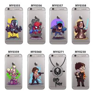 Capa Case Para iPhone - My Case Desenhos 1