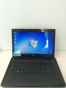 Notebook Lg Core I3 2ª G Oferta Mem 4gb Ghz 2.10 Hd 320gb