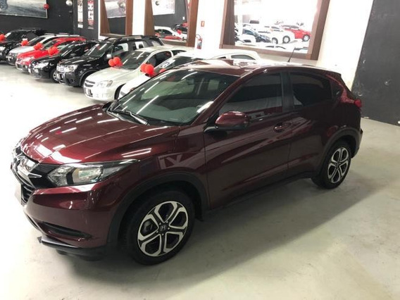 Honda Hr-v 2017 Lx Cvt 1.8 I-vtec Flex Cvt