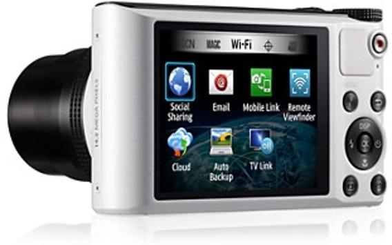 Câmera Samsung Smart Wb150f Full Hd