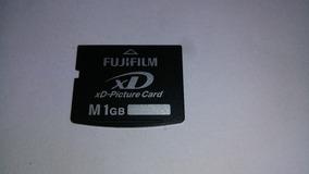 Cartão De Memória Xd Fuji 1gb